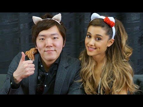 Ariana Grande Baby I Feat. Hikakin video