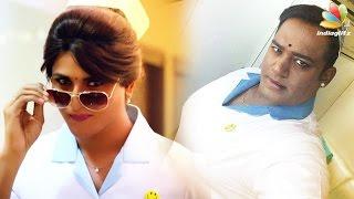 Robo Shankar becomes 'Remo' nurse | Sivakarthikeyan