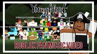 YOUNGBLOOD | ROBLOX FAN MUSIC VIDEO