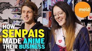 How Senpais made anime their business