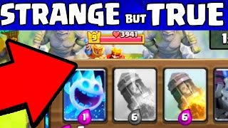 STRANGE but TRUE Stories from Clash Royale - Funny Moments!