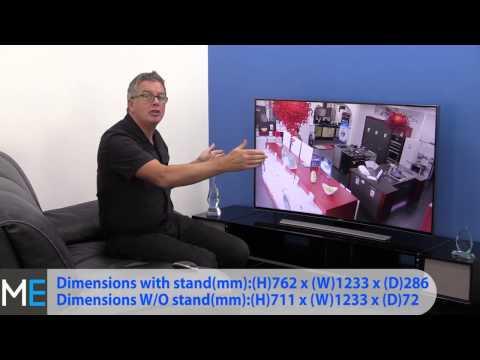 Samsung UE55HU8200 Curved 3D 4K Ultra HD LED Television