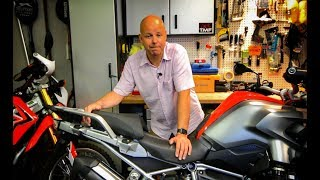 Top 5 motorcycle mods for under £50