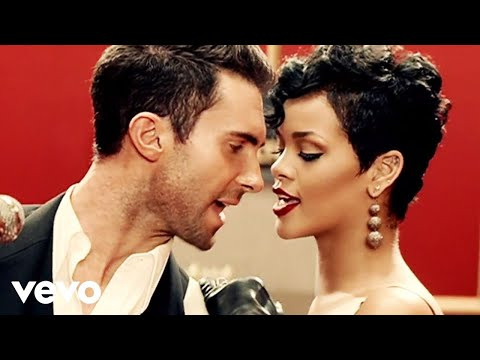 Смотреть клип Maroon 5 ft. Rihanna - If I Never See Your Face Again