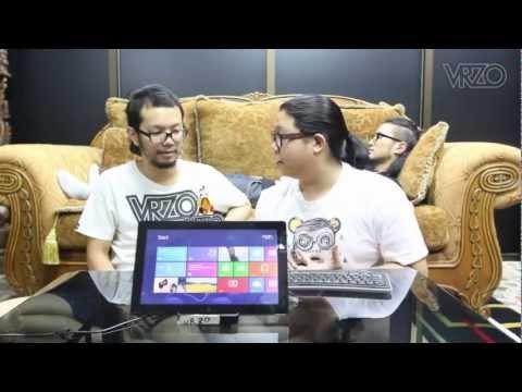 VRZO - Windows 8 Review By VRZO   HD  