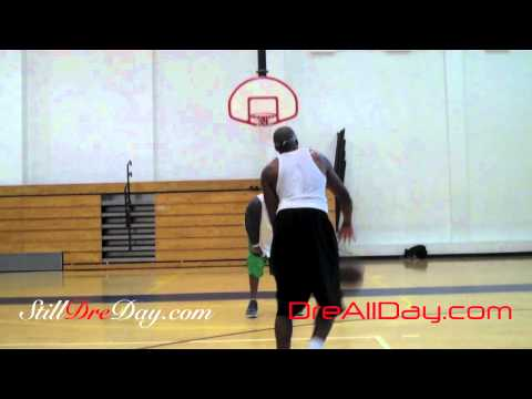 Dre Baldwin: 1-on-1 Game Clip #125 | Windshield Dribble 3x Pullup Jumpshot | Quick Scoring Moves video