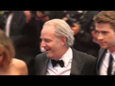 The Hunger Games at Cannes - Interviews & B-roll