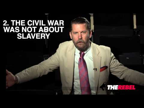 MATURE LANGUAGE: Gavin McInnes of TheRebel.media talks about the Confederate flag controversy from the perspective of a Canadian immigrant to the U.S. He notes that while Canadians (and especiall...