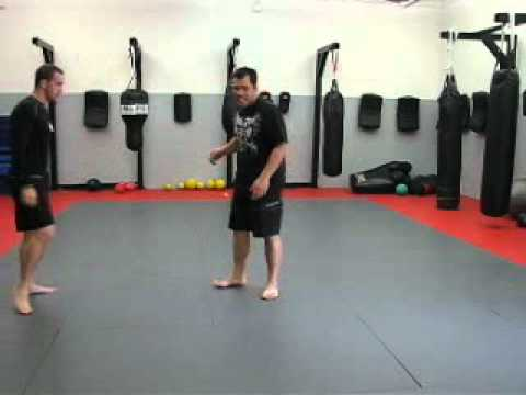 SAMBO/Judo throws for MMA Image 1