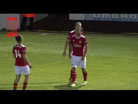 Goal: Kurtis Byrne (2nd vs Finn Harps 18/08/20217)