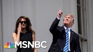 President Donald Trump Loves Space, But Doesn't Quite Get How It Works | All In | MSNBC