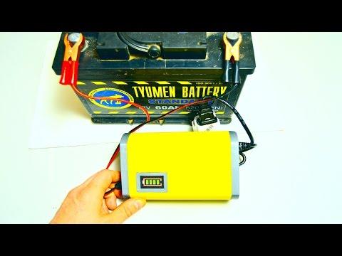 Зарядное устройство для автомобильных аккумуляторов с алиэкспресс
