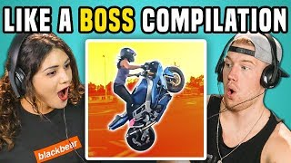 Download Lagu ADULTS REACT TO LIKE A BOSS COMPILATION Gratis STAFABAND