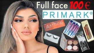 FULL FACE nur mit PRIMARK Produkten!! 100 € !! FAIL - Review