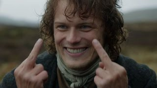 OUTLANDER best bloopers 2