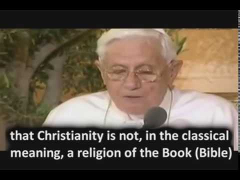 True News About POPE Converted to ISLAM? Must watch