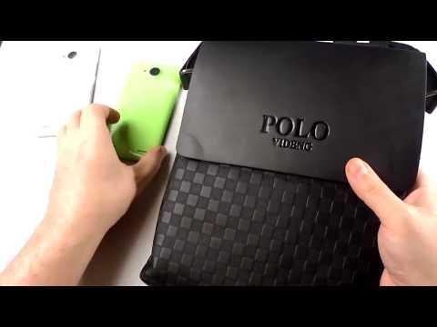 Обзор на сумку POLO Videng