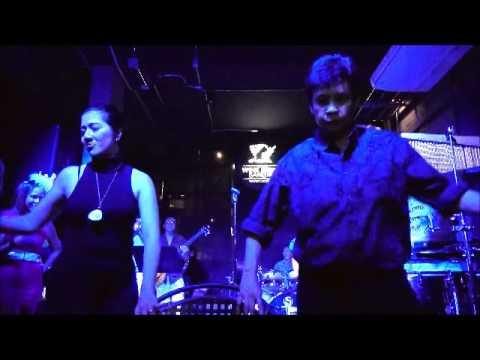 ประกวดเต้น Latin night  @Wine Bibber Sangria Ekamai Soi 2