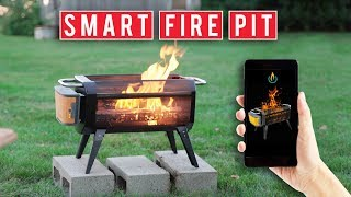 Smart Fire Pit! | I Want That