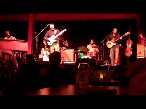 Ryan Montbleau Band, Live,
