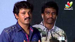 3 - Cheran Interacts With Press | JK Enum Nanbanin Vaazhkkai | First Look Press Meet | Tamil Movie
