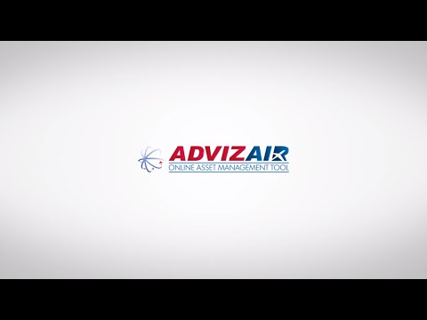 Advizair - Online Asset Management Tool - Corporate Presentation Video