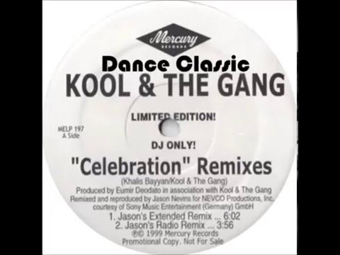 Kool The Gang Celebremos
