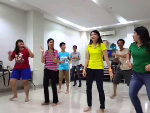 Bersorak - jpcc - last team choir