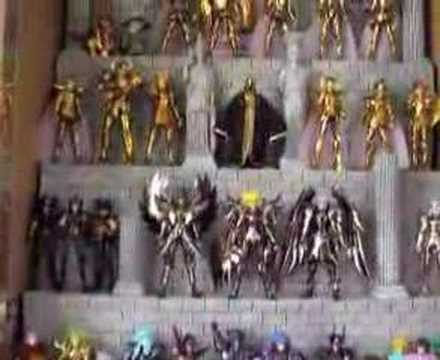 [Not Mine] Scanjet's Saint Seiya Myth Cloth collection Video