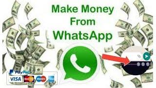 MANTAP!!! Sekarang Chat Di Whatsapp Dibayar Rp.15 Ribu - Rp 50000 /hari