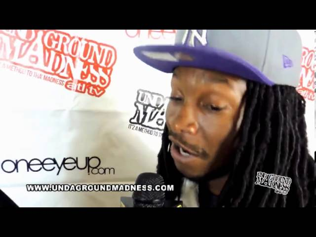 UNDAGROUND MADNESS ATL TV YOUNG CRAY
