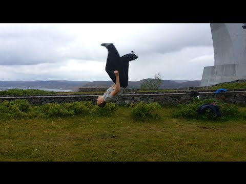 Parkour and Freerunning | Murmansk