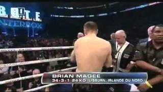 Lucian Bute vs Brian Magee PART 1.flv