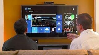 Xbox One: Interface Demo