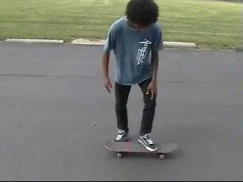 how to kickflip