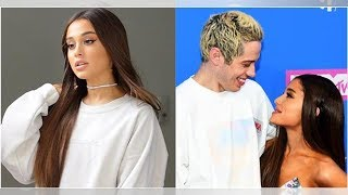 Ariana Grande Shares Plea With Fans Regarding Pete Davidson
