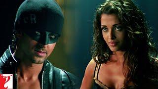 Scene: Dhoom:2 | Aryan and Sunehri like partners | Hrithik Roshan | Aishwarya Rai