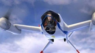 The NASA Personal Puffin Flying Machine - Personal Aircraft