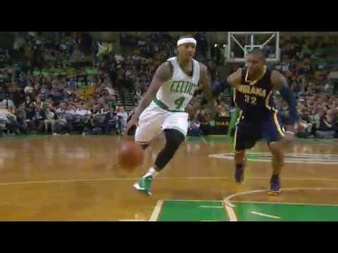 Isaiah Thomas Leads Celtics' Playoff Push