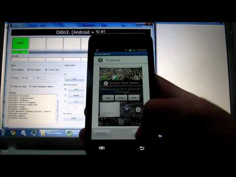 Rooting XXJVK - Android 2.3.3 ROM for Galaxy S