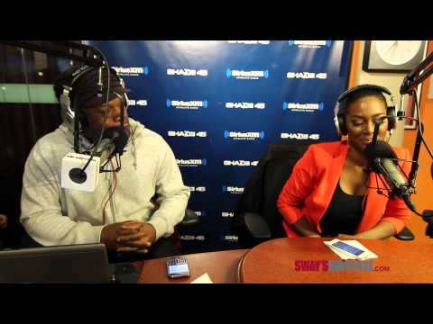 Kenya Moore Talks Porsha Williams From The Real Housewives of Atlanta on Sway in the Morning