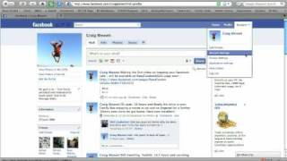 Facebook Safety #1 - Checking Your Public Profile
