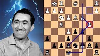 Petrosian's Pawn Storm   Boris Spassky vs Tigran Petrosian 1966