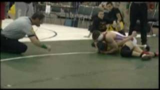 Highlights from the 2009 Louisiana State Wrestling Tourney