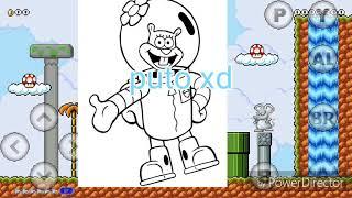 Súper Mario 4 jugadores parte 4 bosses y mas bosses