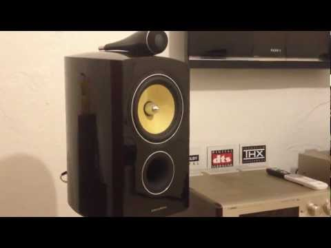 Bowers & Wilkins 805 Diamond High-End Loudspeaker 2010-2011 [EISA] [1]