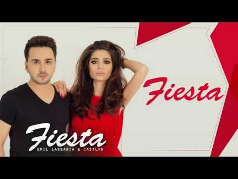Emil Lassaria & Caitlyn  - Fiesta (Club Version)