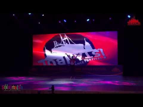 Mustafa Tura Solo Dance Performance | IIDF 2016