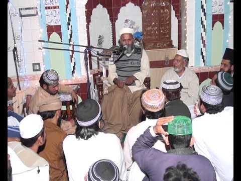 Makhdoom Jafar Hussain Qureshi In Kharala Jhelum Saqi E Kausar) 3 video