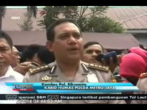 [ANTV] TOPIK Polisi Sita Ratusan Lembar Uang Ratusan Ribu Palsu